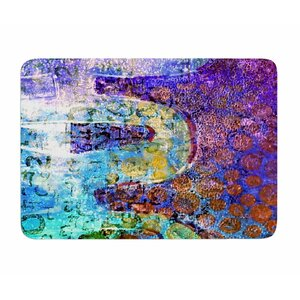 Arcane 2 by AlyZen Moonshadow Memory Foam Bath Mat
