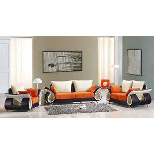boltz configurable living room set - Modern Living Room Sets