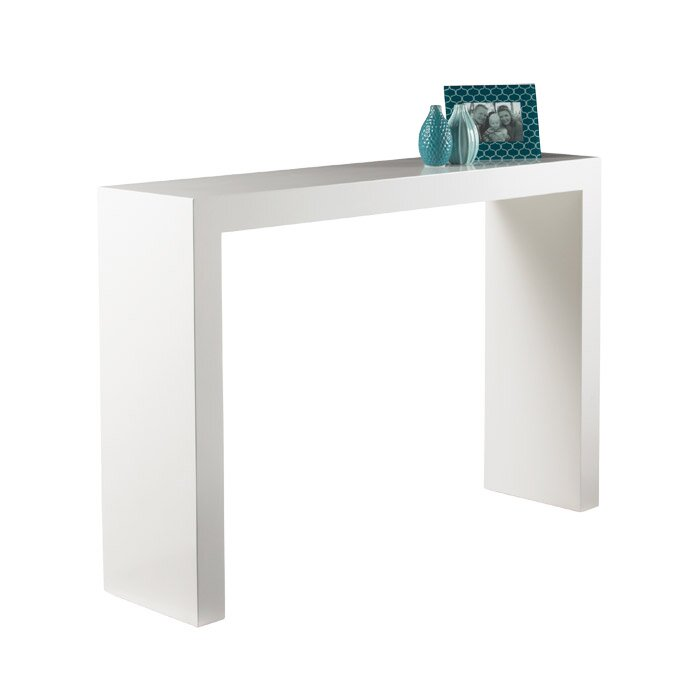 Sunpan Modern Ikon Arch Console Table Amp Reviews Wayfair