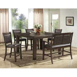 Pub Table With 6 Chairs | Wayfair