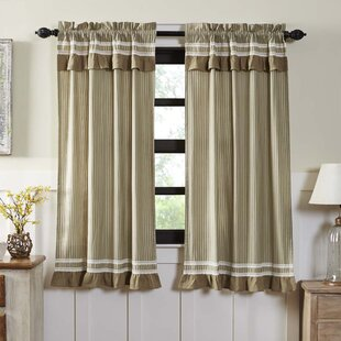 Bedroom Short Curtains