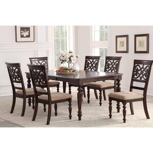 Krafton 5 Piece Dining Set by Darby Home Co
