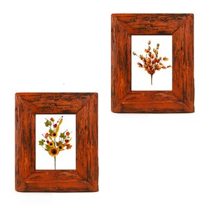Small Barn Wood Picture Frame (Set of 2)