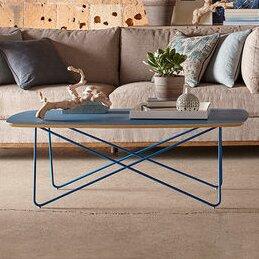 Yasmine Blue Coffee Table