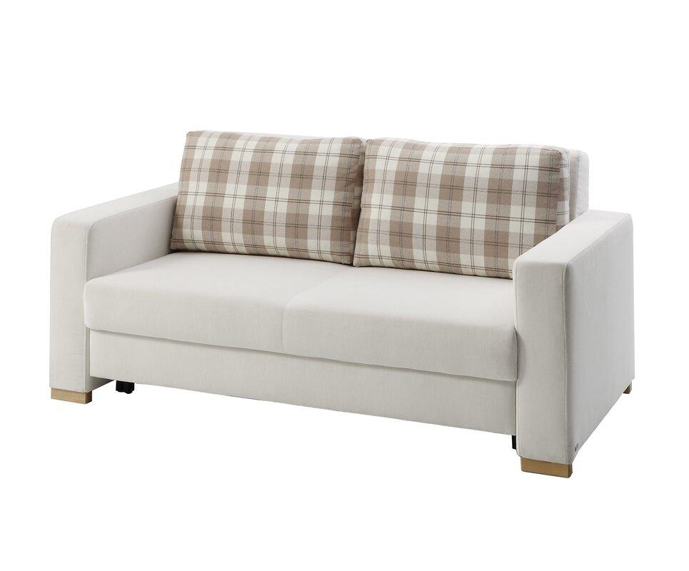 home haus 2 sitzer schlafsofa inishquirk bewertungen. Black Bedroom Furniture Sets. Home Design Ideas