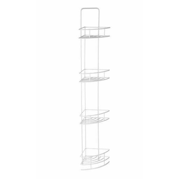 Wayfair Basics 4 Tier Corner Bathroom Storage Caddy Reviews Co Uk