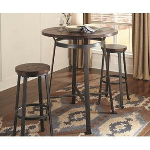 tall kitchen table set wayfair