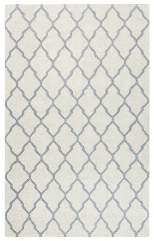 Birch Lane Kingsley Parchment Amp Light Gray Rug Amp Reviews