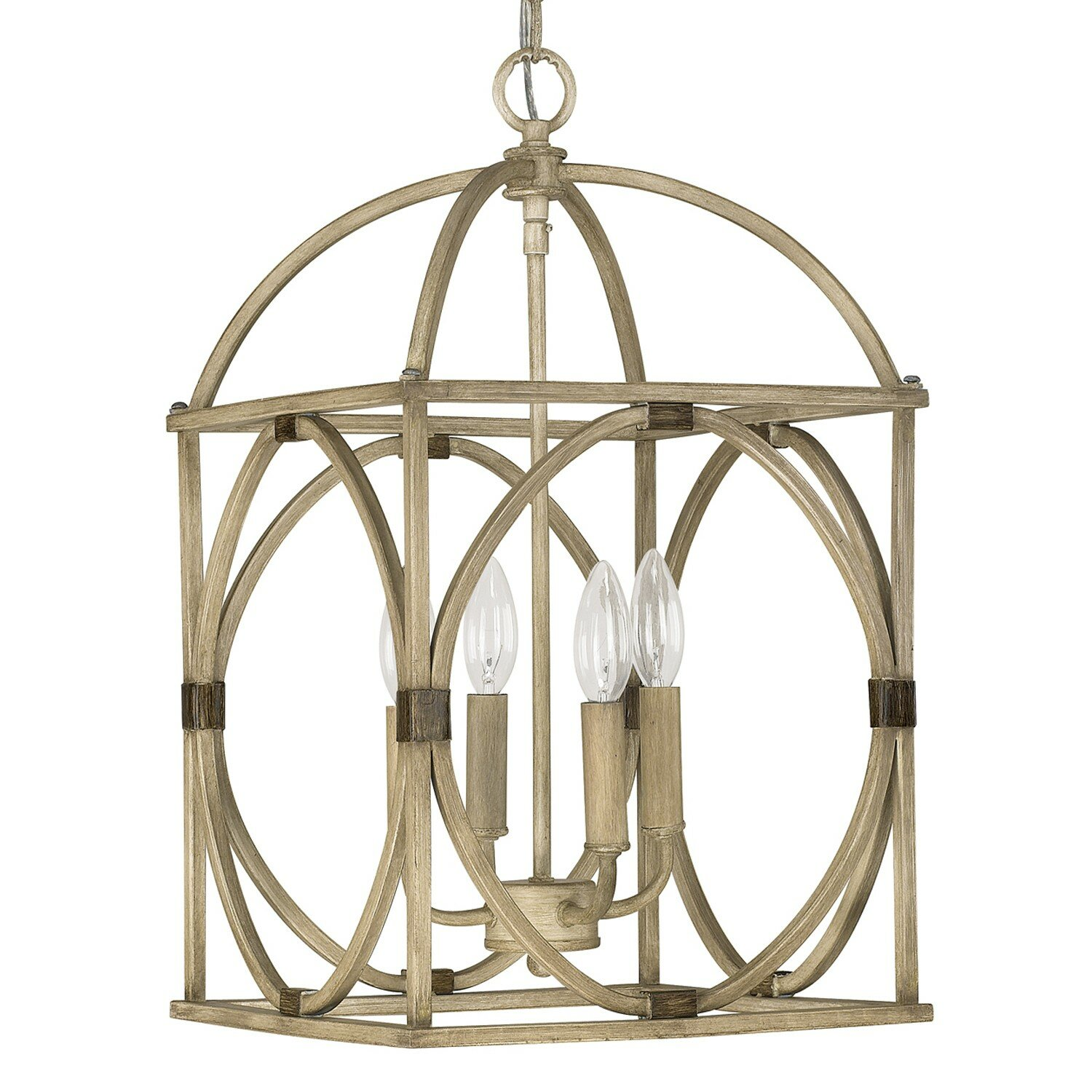 Chesapeake 4 Light Candle Style Chandelier & Reviews