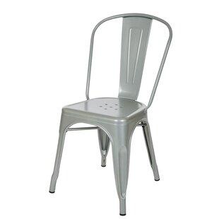 Save  sc 1 st  Wayfair & Vintage Chrome Kitchen Chairs | Wayfair