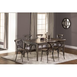 Brickford Solid Wood Dining Chair (Set of 2)