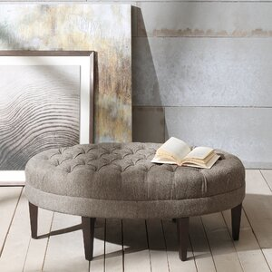 Lawrence Tufted Ottoman