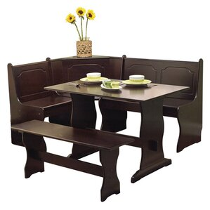 Gosselin 3 Piece Dining Set