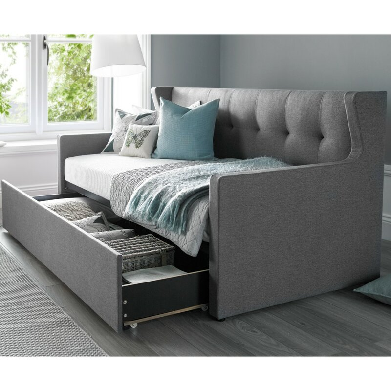 Navarrete Daybed With Trundle