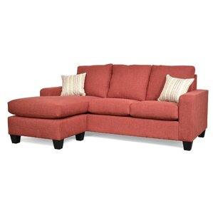Morpheus Reversible Sectional  sc 1 st  Wayfair : pink sectional sofa - Sectionals, Sofas & Couches