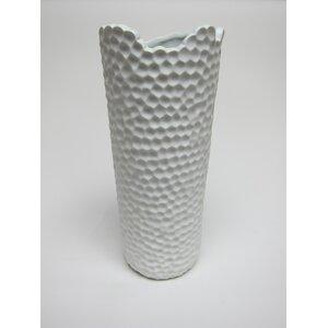 Porcelain Honeycomb Vase