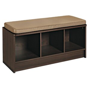 Cubicals Shoe Storage Bench