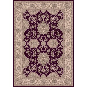 Legacy Agra Red Rug