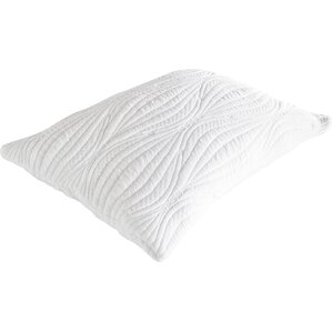 Visco Gel Infused Memory Foam Standard Pillow by AC Pacific