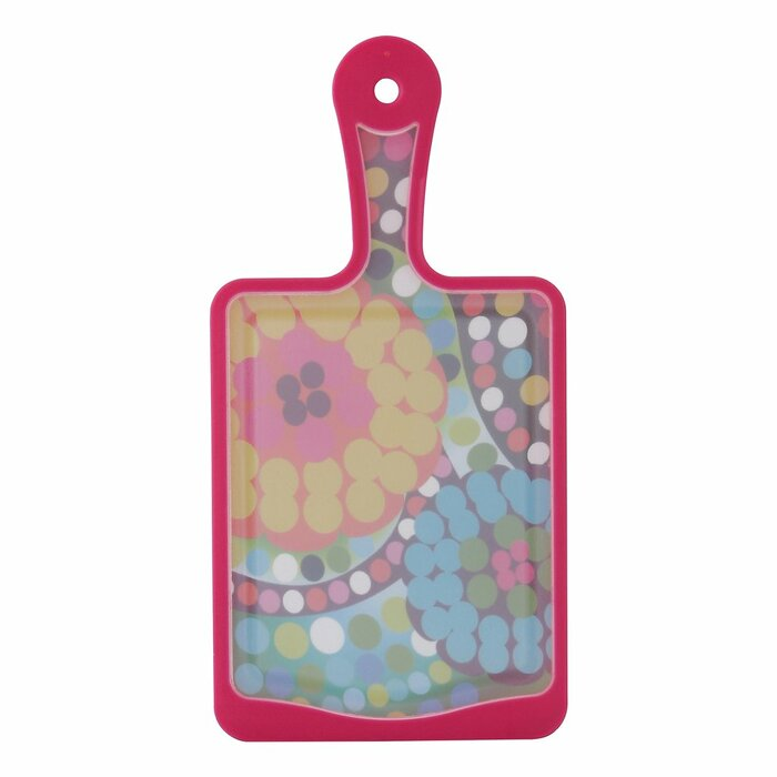 Incroyable Bindi Plastic Paddle Antimicrobial Cutting Board