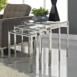 Nimble 3 Piece Nesting Tables