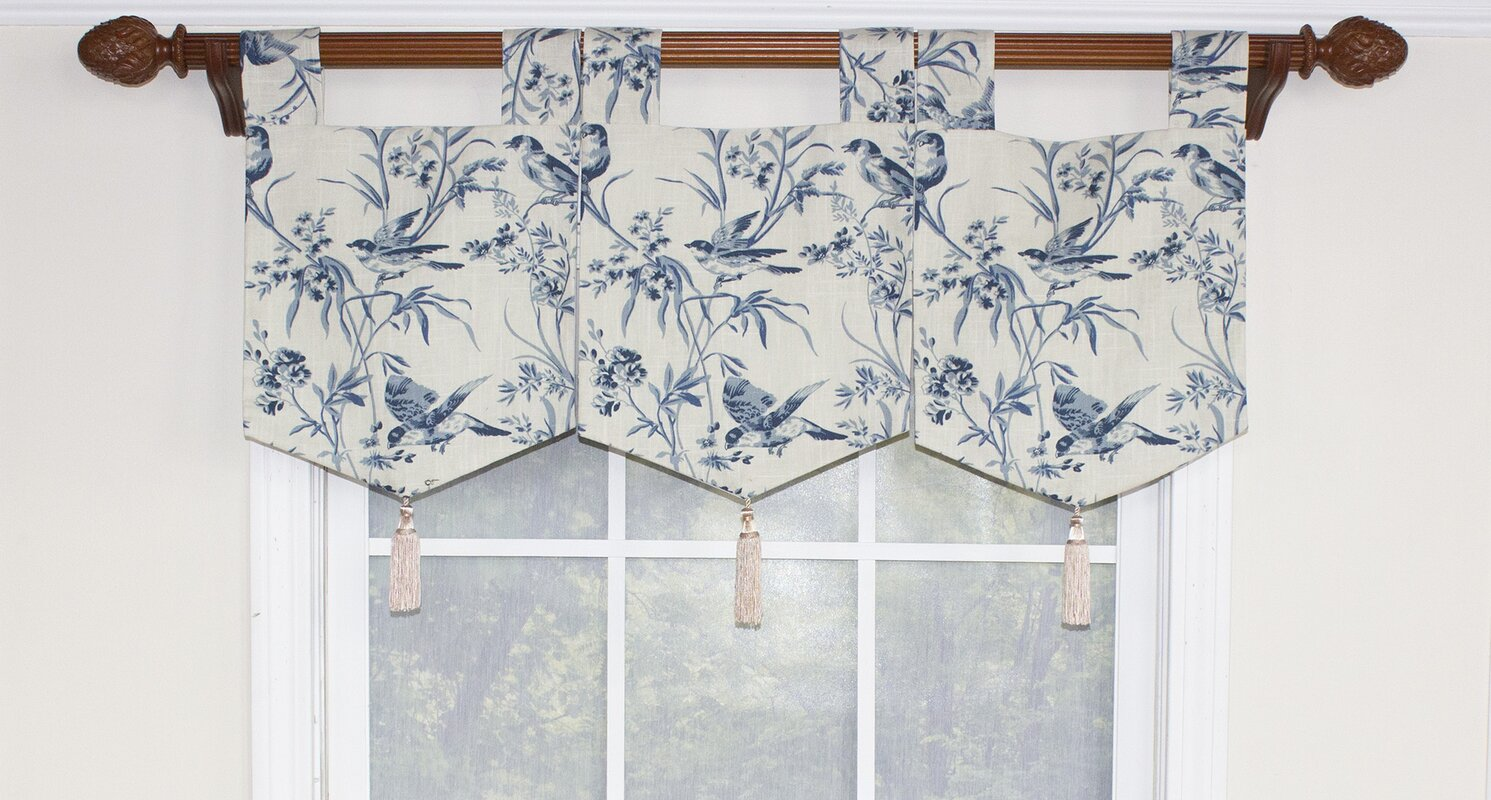 nursery mallorca window pin m shaped beaded room inch and paris set valance themed