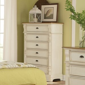 Bellevue 6 Drawer Chest by August Grove