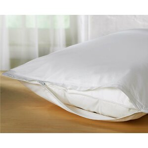 Standard Vinyl Zippered Pillow Protector (Set of 2) by Alwyn Home