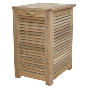 Amberly Cabinet Laundry Hamper