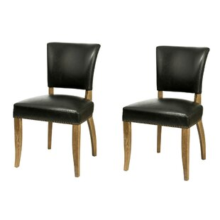 Zellner Upholstered Dining Chair (Set of 2)