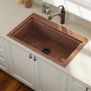 drop in copper sink wayfair rh wayfair com