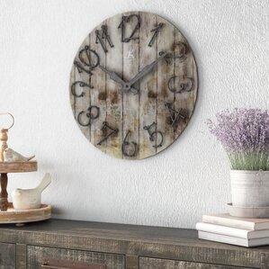 Wall Clocks Youu0027ll Love   Wayfair