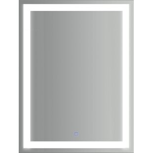 Mirror With Led Lights Wayfaircouk