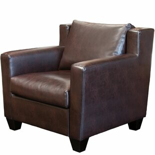 Frahm Leather Club Chair  sc 1 st  Wayfair & Leather Club Chair Recliner | Wayfair