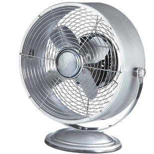 Crantor Retro 9 Tilting Table Fan