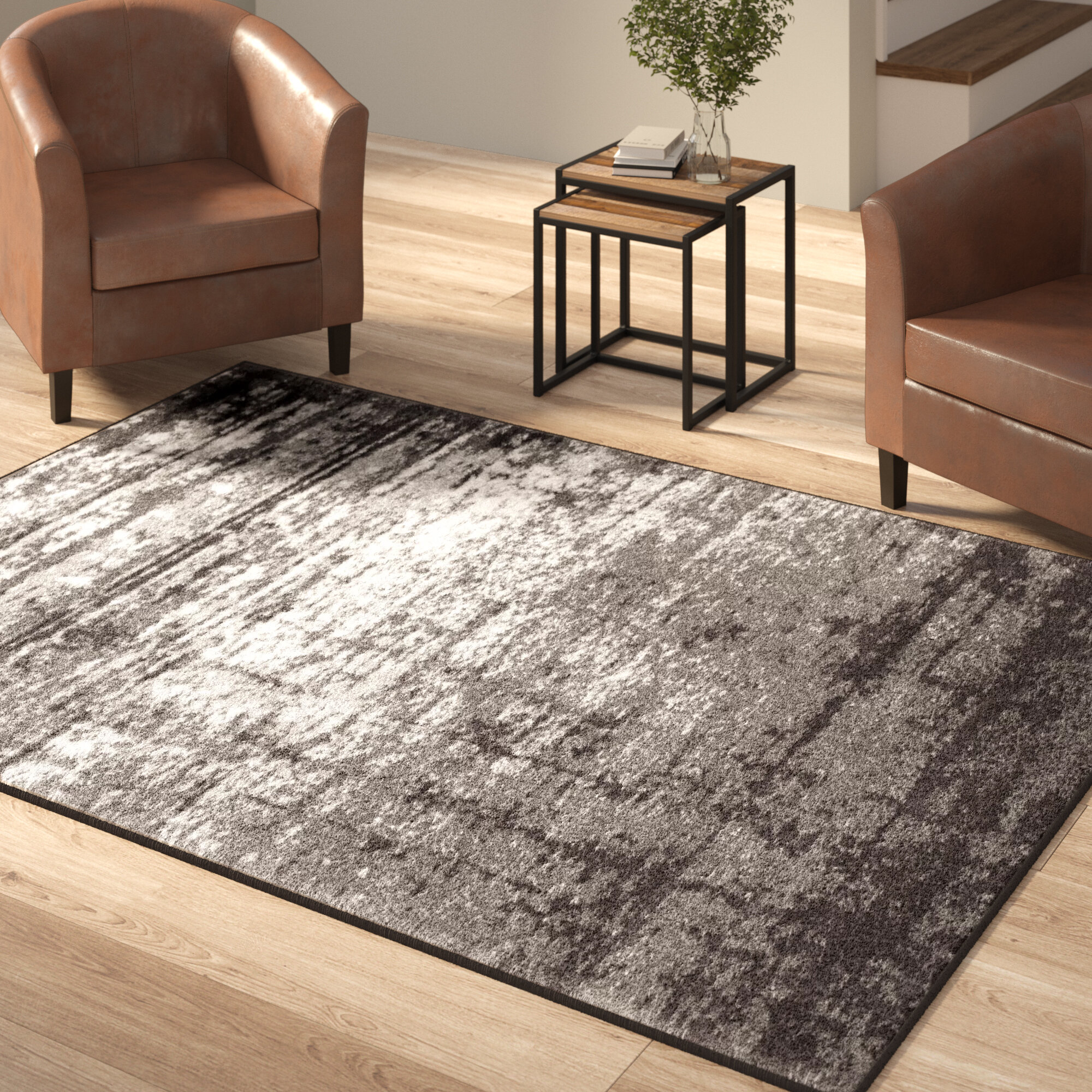 cd2fbdc7a41 Longweave Sneed Grey Rug in 2019 Products t Grey