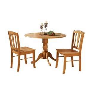 Spruill 3 Piece Dining Set 2019 Online