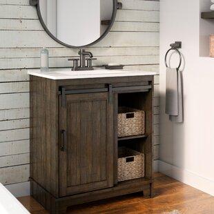 Find The Perfect Modern Contemporary Bathroom Vanities Wayfair