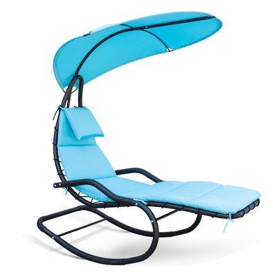 Navy Blue Rocking Chair Wayfair
