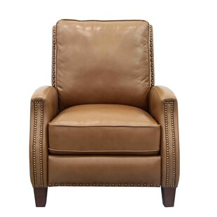 Melrose Leather Manual Recliner