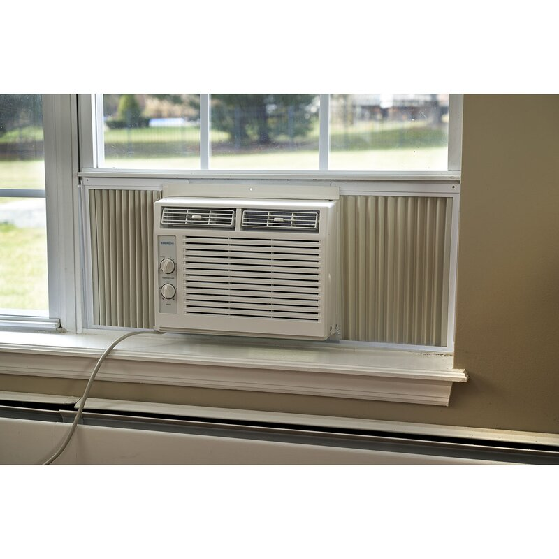 Emerson Quiet Kool 5 000 Btu Window Air Conditioner Reviews