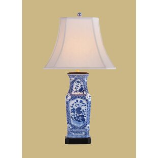 Porcelain table lamps youll love wayfair 28 table lamp mozeypictures Images