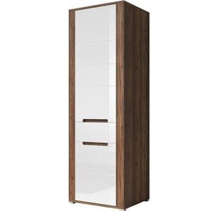 Garderobenschrank Neapoli, 204 cm H x 68 cm B x 58 cm T von Homestead Living