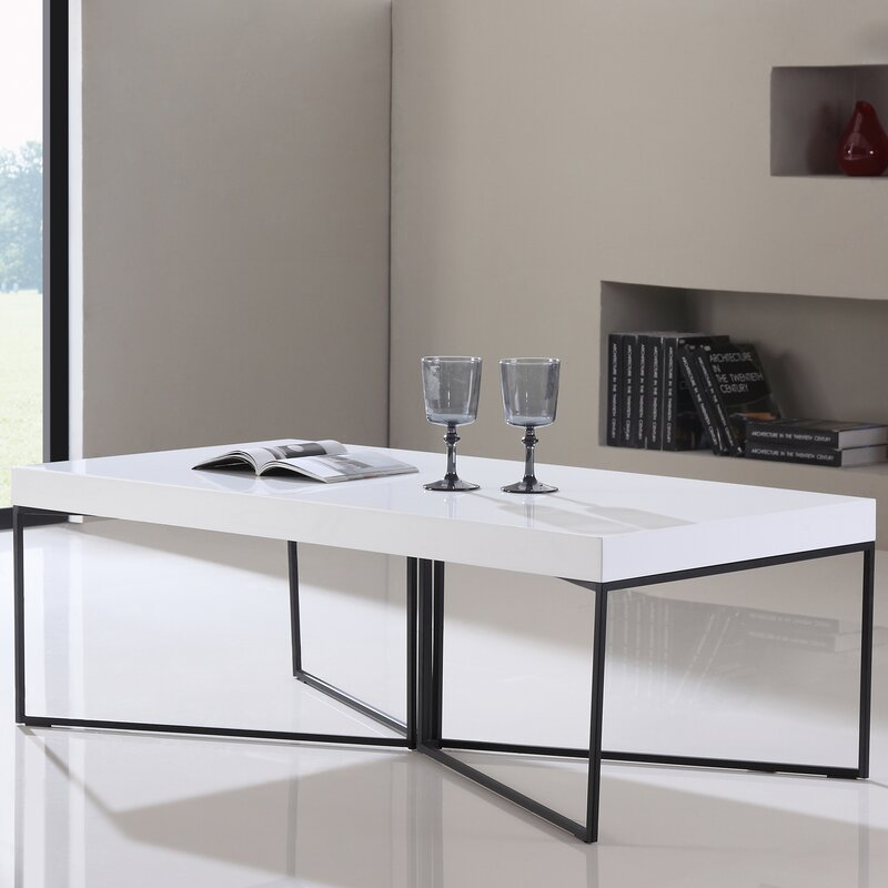 B-Modern Mixer Coffee Table & Reviews