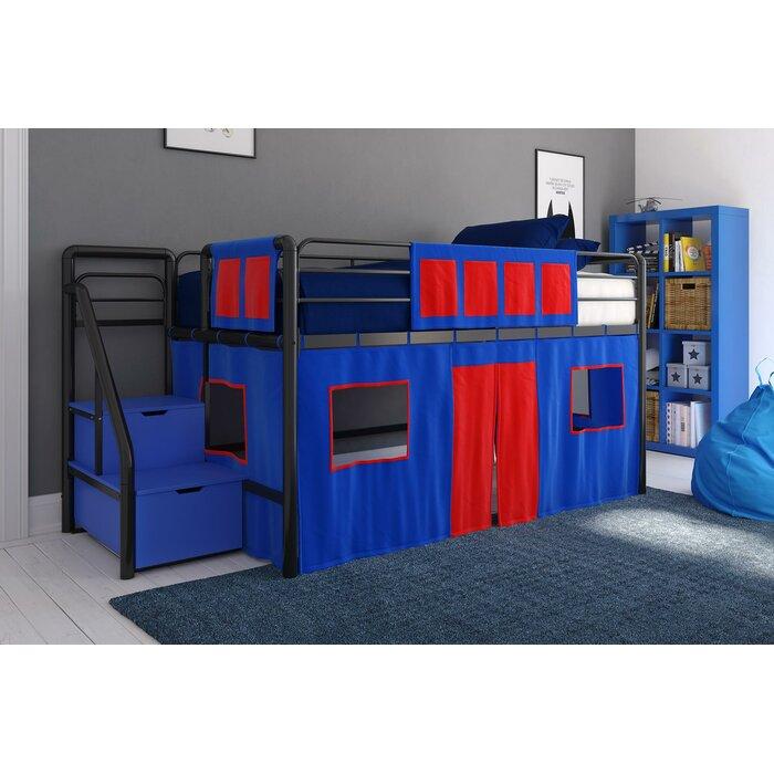 Zoomie Kids Benno Junior Bunk Bed Accessory Reviews Wayfair Ca