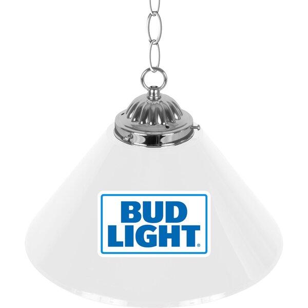 Trademark Global Bud Light Pool Table Lights Pendant