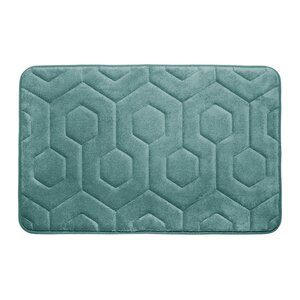 Micro Plush Memory Foam Bath Rug