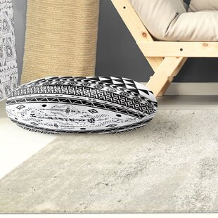 Moroccan Round Floor Pillow