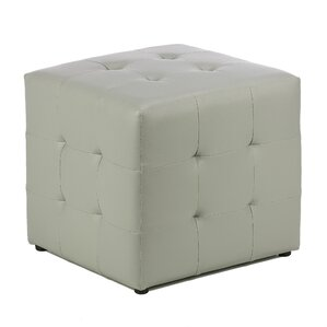 Apollo Cube Ottoman by Cortesi Home