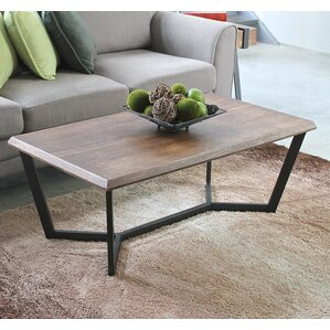 Laurel Foundry Modern Farmhouse Wisteria Coffee Table Image
